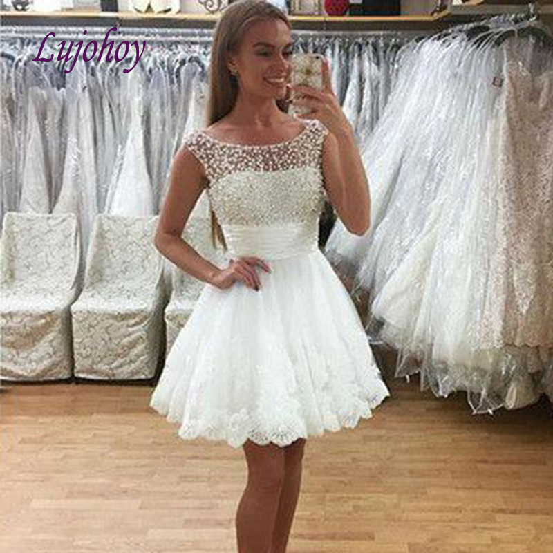 96358a Buy White Dresses For Women Plus Size Formal And Get ...