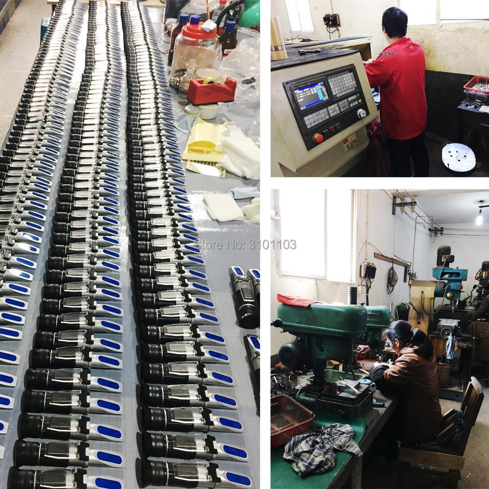 factory refractometer