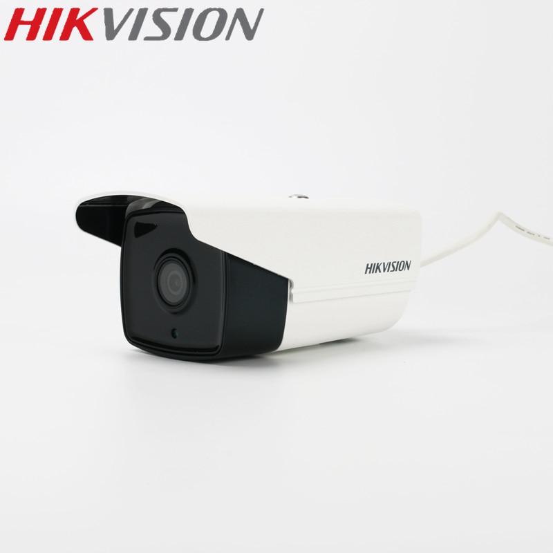 HIKVISION DS 2CD3T46WD I3 Replace DS 2CD3T45 I3 H 265 4MP IP Bullet Camera Support PoE