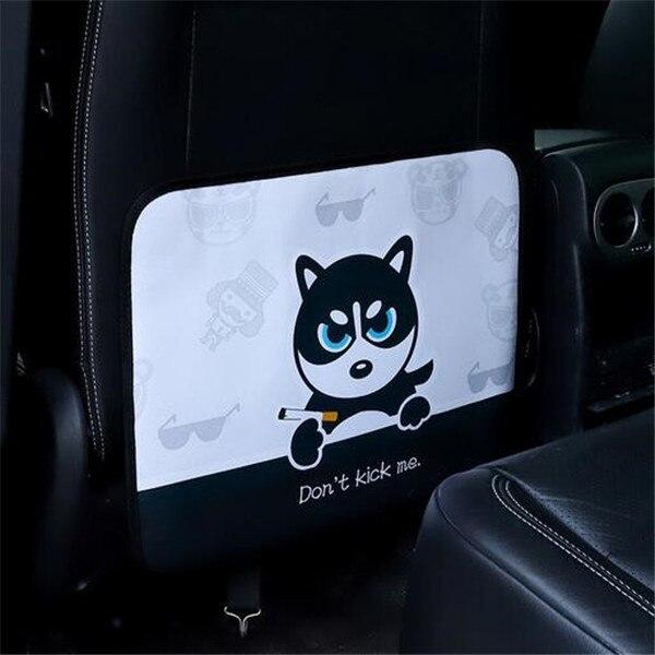 Cartoon Car Anti Kick Mat  (25)