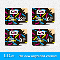 Ld tarjeta de memoria tarjeta sd micro 64 gb 32 gb 16 gb microsd clase 10 tarjeta sd de 8 GB 4 GB clase 6 tarjeta mini sd Pen drive Flash