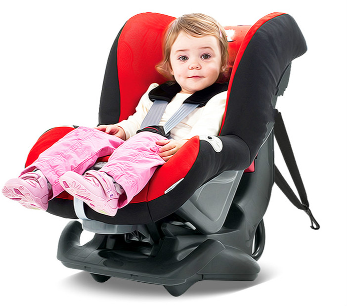 Good quality portable 0 4 year old two way child car safety seat