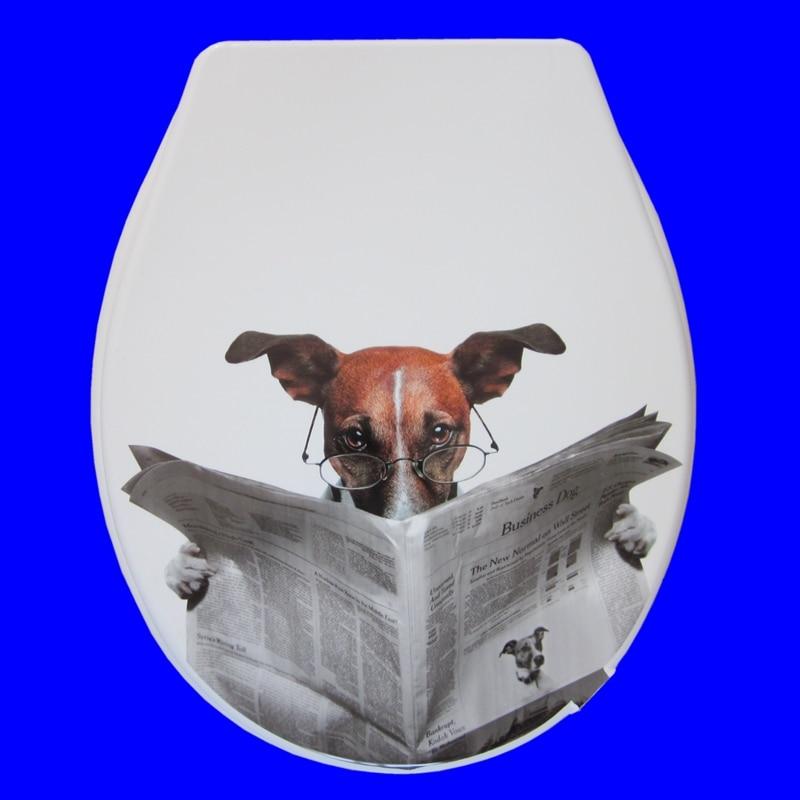 כיסוי מכסה אסלה סגר סטנדרטי 2016 כיסוי - סחורה ביתית