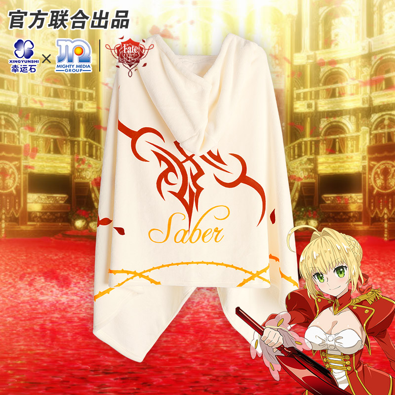 Fate EXTRA LastEncore Nero Cloak Anime Manteau Red Rose Role Saber Nero Claudius Hakuno Kishinami NEW Arrival 2019