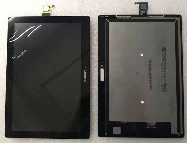 """Fo lenovo tab 2 a10-30 yt3-x30 x30f tb2-x30f tb2-x30l a6500 10.1 """"Sensor de Panel de la Pantalla LCD con Digitalizador de la Pantalla Táctil 1280*800"""