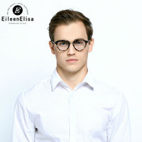 Retro Round Reading Glasses Men EE Round Reading Glasses Women High Quality Vintage Glasses Frame Metal