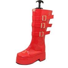 ONE PIECE Cosplay Princess mononoke Perona boots shoes boot shoe Womens party Custom