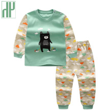 0-3T children clothing panda elephant tiger toddler boys clothing costume Kids boutique girls clothing Casual baby Tracksuit set