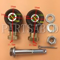 Tie Rod End Kit Para Polaris Sportsman 500 4x4 6x6 HO EFI X2 1998-2012