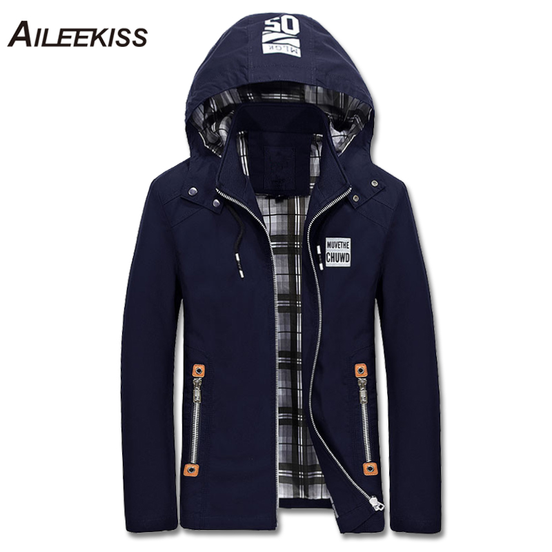 56a129d0c4e Men s Clothing Plus Size 4XL 5XL Hooded Cargo Jacket Warm Outwear 100%Cotton  Casual Solid Coat Man Printed Hip Hop Jackets XT400-in Jackets from Men s  ...