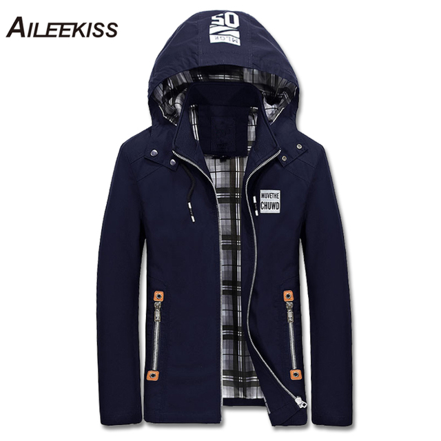 bf3c12e7f96 Men s Clothing Plus Size 4XL 5XL Hooded Cargo Jacket Warm Outwear 100%Cotton  Casual Solid
