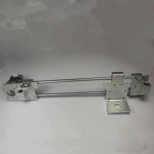 Horizon Elephant Reprap Prusa i3 3D printer parts (no motor)aluminum alloy all metal X carriage +X end idler +X end motor