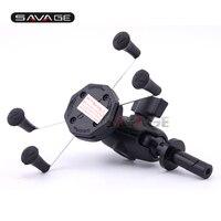 For SUZUKI GSX1300R HAYABUSA 2008 2016 GSX R 1000 2007 2008 Motorcycle GPS Navigation Frame Mobile