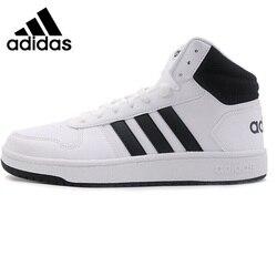 Oryginalny nowy nabytek Adidas Neo etykiety obręcze 2.0 MID męskie buty na deskorolkę trampki
