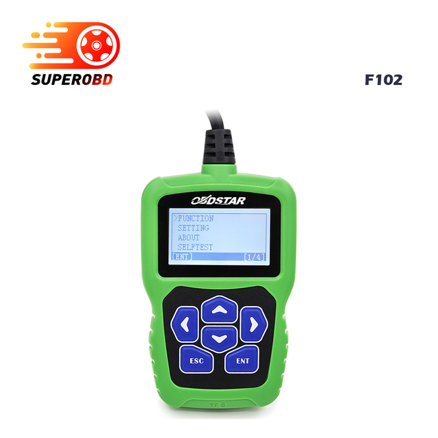 US $83 5 |2018 OBDSTAR F102 Automatic Pin Code Reader Key Programmer F 102  Pincode with Immobiliser and Odometer Reset Function Free Ship-in Auto Key
