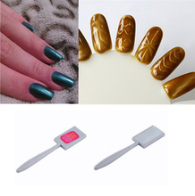 5 Pcs Magnet Stick For Cat Eye Gel Polish Nail Art Manicure Tool 3D Effect New Free Shipping BO