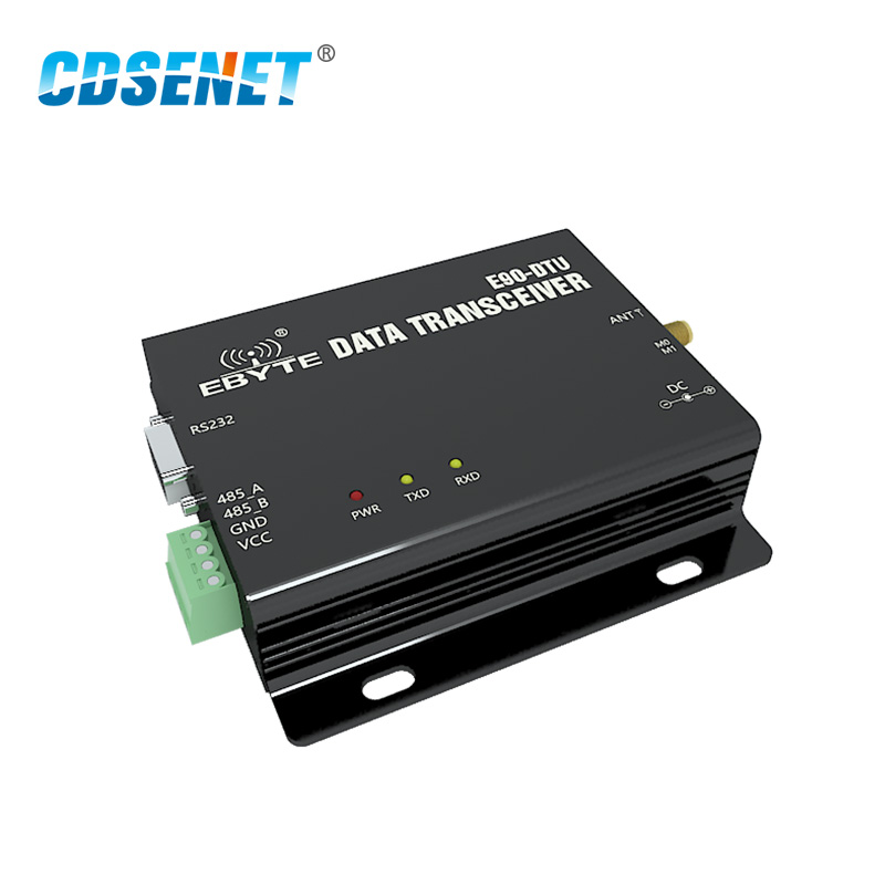 Image 4 - E90 DTU 900SL22 LoRa Relay 22dBm RS232 RS485 868MHz 915MHz Modbus Transceiver and Receiver RSSI Wireless RF Transceiver-in Fixed Wireless Terminals from Cellphones & Telecommunications