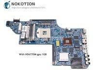 NOKOTION для HP Pavilion DV7 DV7-6000 материнская плата для ноутбука HM65 DDR3 HD6770M 1 ГБ 639391-001 665991-001