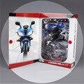 Maisto 1:12 DIY línea de Montaje modelos CBR600RR KTM690 CRF450R diecast metal moto raza de la motocicleta del coche juguetes de los niños educativos