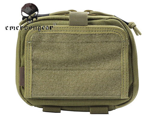Emerson Airsoft Military Tactical Map Bag Multifunction Pack with Molle Bag Durable Outdoor Hunting Camping Accessory Pouch intex надувной бассейн family