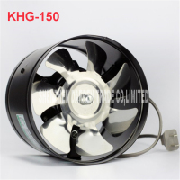 KHG 150 Air Cleaning of the kitchen ventilation axial fan bathroom exhaust fan of the fan In Sewer Line Extractor Fan