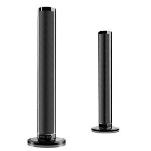 Image 5 - HAAYOT Split Type 50W HIFI Wireless Bluetooth Speaker Stereo Soundbar Support USB Optical RCA HDMI Subwoofer for TV Sound Bar