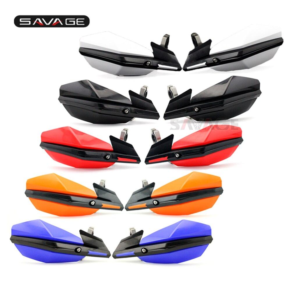 Handlebar Handguards For YAMAHA XT 660R XT660X XT 250 MT-15 M-SLAZ Motorcycle Accessories