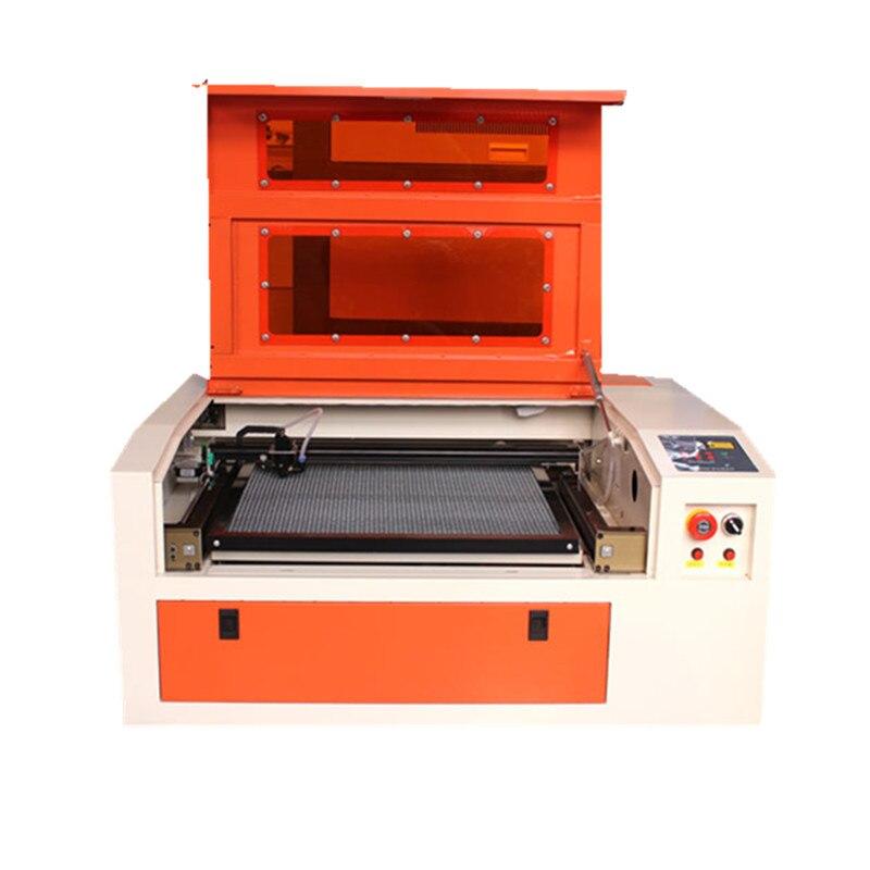 CFR Haute Qualité Mise À Niveau 4040 40 w 50 w 60 w CO2 Laser Gravure Machine De Découpe