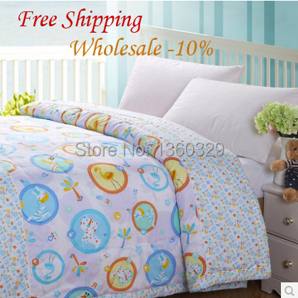 Summer Quilted Cotton Comforter King Size Summer Quilts Set Thin