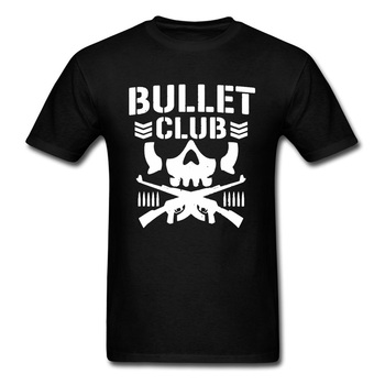 Brand Geek Bullet T Shirt Men New Cotton Short Shirt Club Gunner Shooting Tshirt For Handsome Man Metal Band Rock T-Shirt