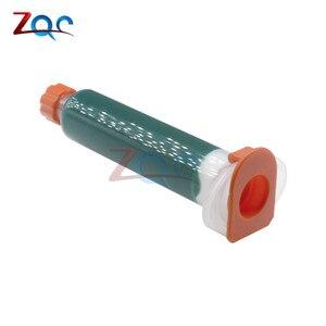 Image 5 - 10cc UV PCB BGA Solder Resist UV Curable Soldering Great Mast Repair Paint Solder Mask Solder Resist Green