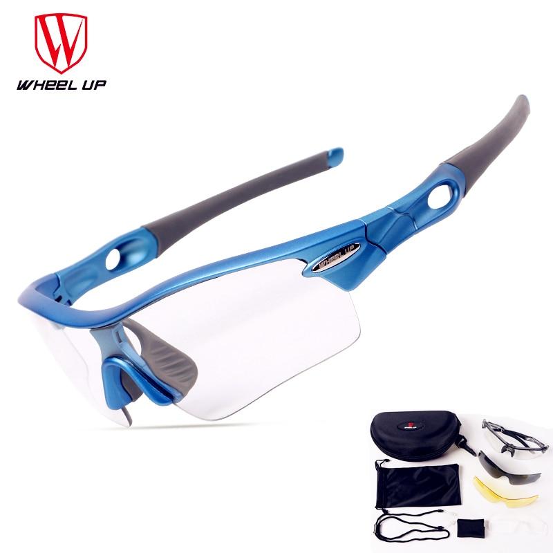Prix pour ROUE UP Photochromique Cyclisme Lunettes Polarisées Sport lunettes de Soleil Hommes Femmes VTT Mountain Road Vélo Lunettes Vélo Lunettes
