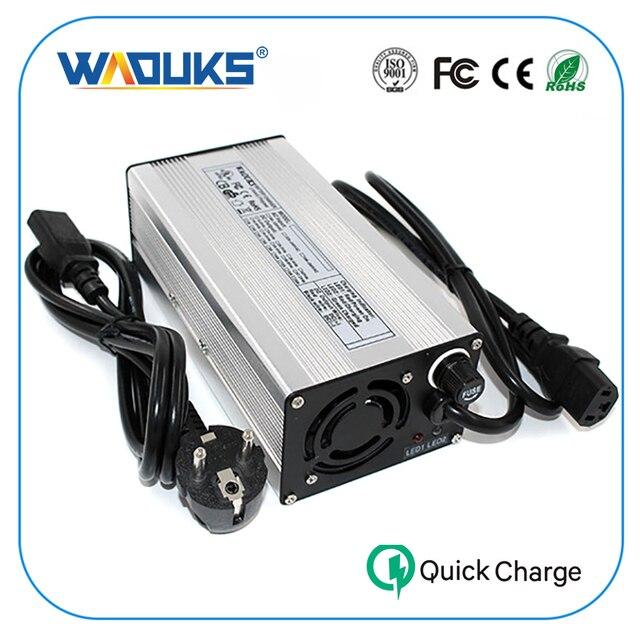 54.6 V 5A battery charger bike 48 V li-ion Voor 13 S 54.6 V 5A smart intelligent Voor 10Ah 15Ah 20ah batterij