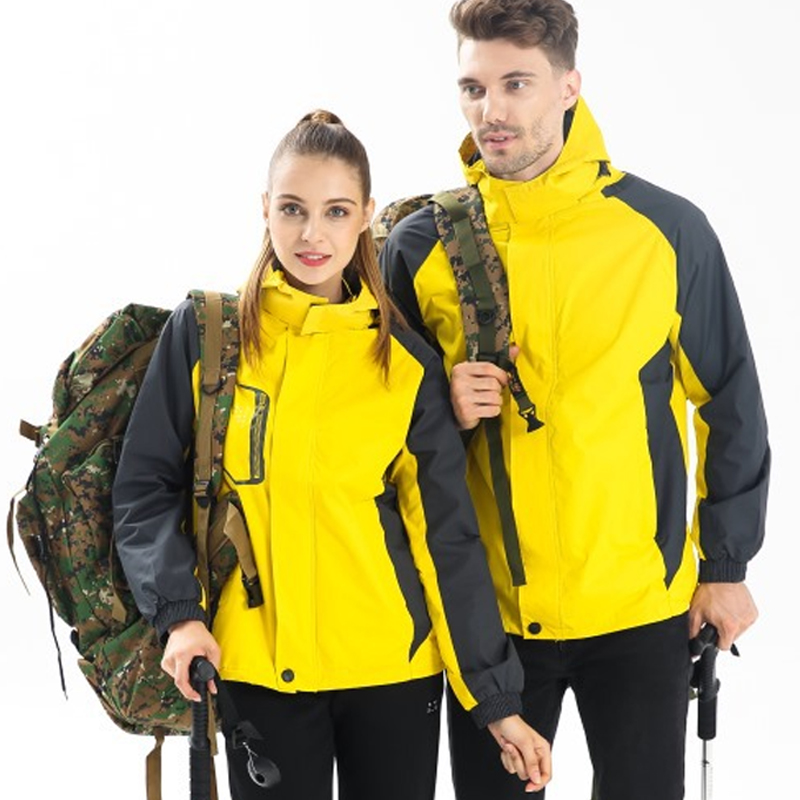 2018 Spring Autumn Mens Women Softshell Hiking Jackets Male Outdoor Camping Trekking Climbing Coat for Waterproof Windproof