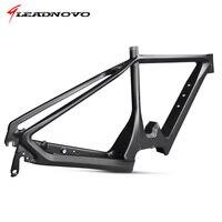 2018 MTB Frame 1600g Full Carbon Fiber Electric Frame Ud Surface Disc Brake Racing Bike Carbon