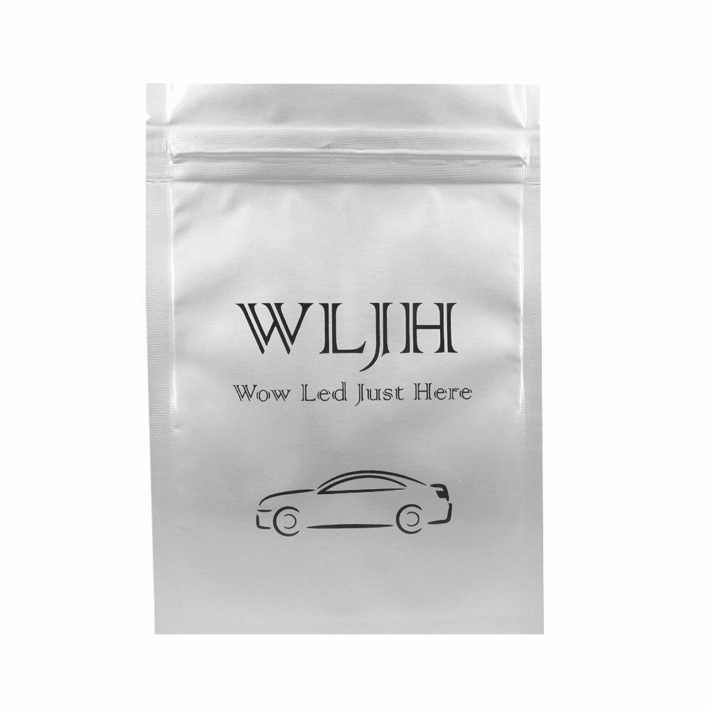 WLJH 2x Canbus 5W W5W LED T10 Светлина 38 3014 SMD 12V - Автомобилни светлини - Снимка 6