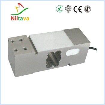 Célula de carga de aluminio de escala de banco UDA 50KG a 1000KG