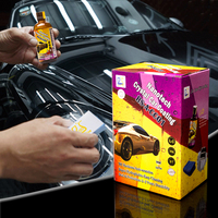 Car Coating No Packing Box 9h Pencil Hardness High Gloss And Hydrophobic 100ml Free Shippment HOT