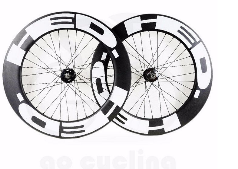 88mm carbon wheels 700C 23mm width road carbon clincher tubular wheel T800 carbon bicycle wheelset free shipping full carbon wheels road bicycle wheelset carbon 38 50 60 88mm clincher tubular wheel