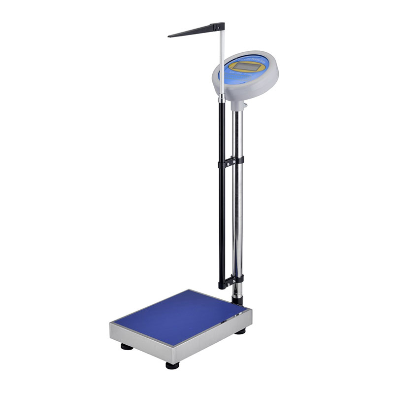 цена на 11030-B Intelligent Electronic Scale Balance For Stature Height And Weight Weighing Scale, Max 150kg