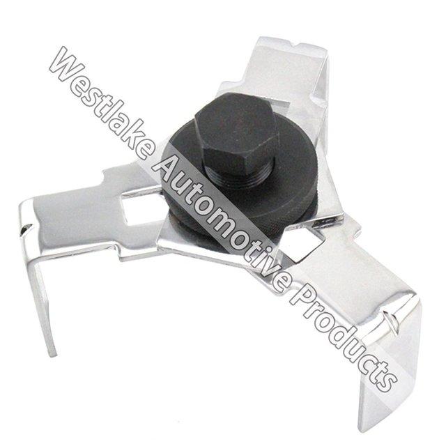 Регулируемая Топливный Бак Отправитель Стопорное Кольцо Гаечный ключ 3 Ноги Ключ Регулируемый 75-160 мм