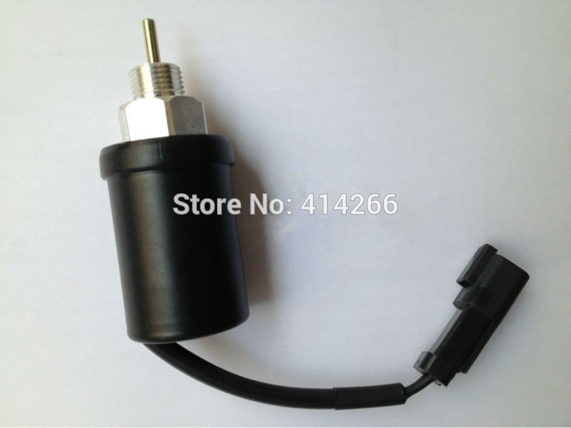 Stop Solenoid U85206452 / 185206452 404D-22G,2306 series ( 12V ) free shipping 3pc fuel stop solenoid u85206452 for perkins 400 series engines 12v fast free shipping