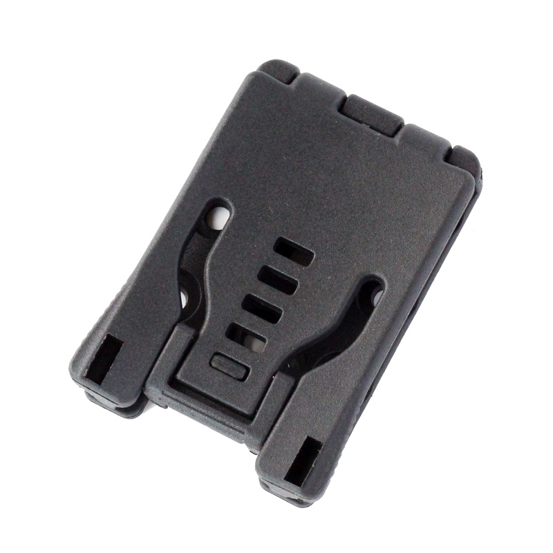 Խոշոր Tek Tek Lok Belt Loops Belt Clip For Knife Kydex Sheath / Holster, Special for DIY, W / screw, Բացօթյա ճանապարհորդական հոլովակ