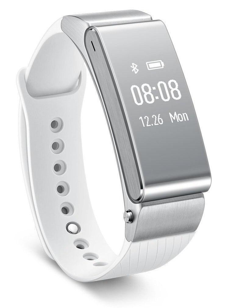 huawei band 3. 100% original huawei talk band b2 bluetooth smart bracelet fitness wearable health sports compatible smartphone 3