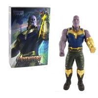 guantelete thanos Figuras Nendoroid 32cm PVC Super Heros avengers infinity war thanos Action Figure Vinyl Doll Toys