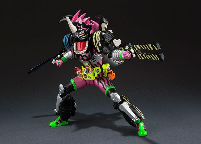 Image 2 - PrettyAngel   Genuine Bandai Tamashii Nations S.H.Figuarts Kamen Rider Ex Aid Hunter Action Gamer Level5 Action Figurebandai tamashii nationsaction figurekamen rider -