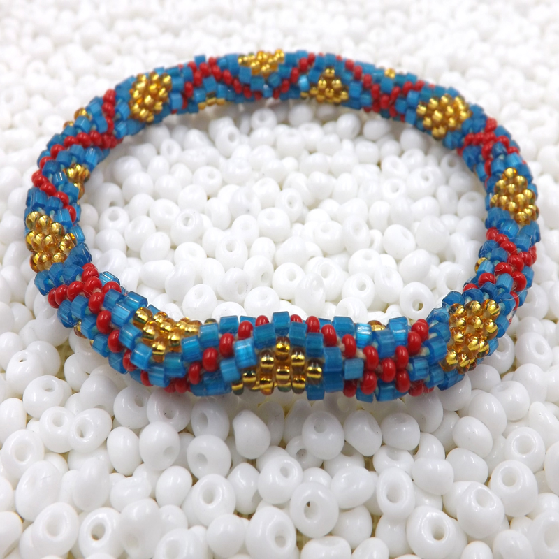 Nepal Bracelets Czech Bead...