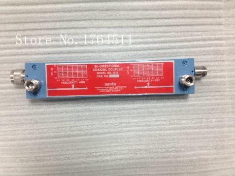 [BELLA] Narda 3022 1-4GHz 20dB 500W N Type Two-way Broadband High Power Coaxial Coupler