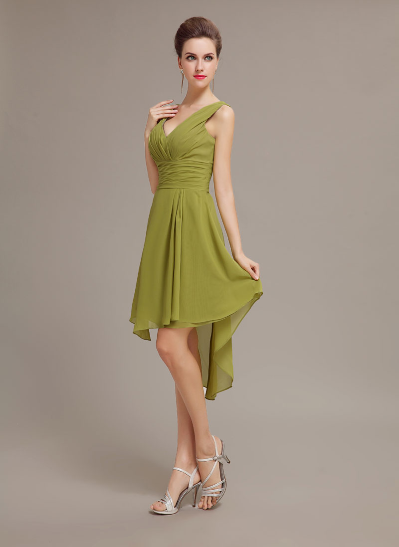 Cheap short front long back v neck simple design sweetheart cheap short front long back v neck simple design sweetheart bridesmaid dress discount hot sale bridesmaid dress pd1600259 in bridesmaid dresses from ombrellifo Choice Image