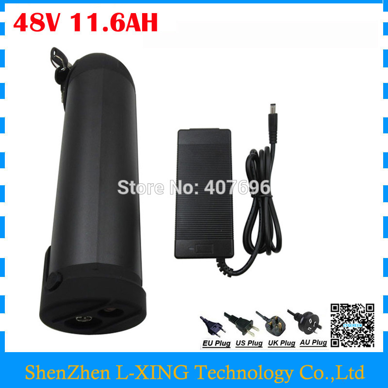 Free customs duty 48V 12AH Water Bottle battery 48V 11.6AH lithium ion Electric Bike battery use NCR PF 2900mah cell 20A BMS Free customs duty 48V 12AH Water Bottle battery 48V 11.6AH lithium ion Electric Bike battery use NCR PF 2900mah cell 20A BMS